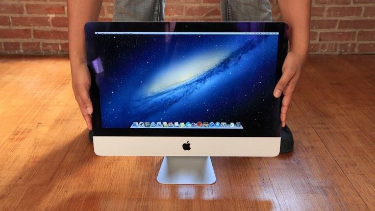 Младшие модели моноблоков Apple iMac с экранами 4K появятся до конца года
