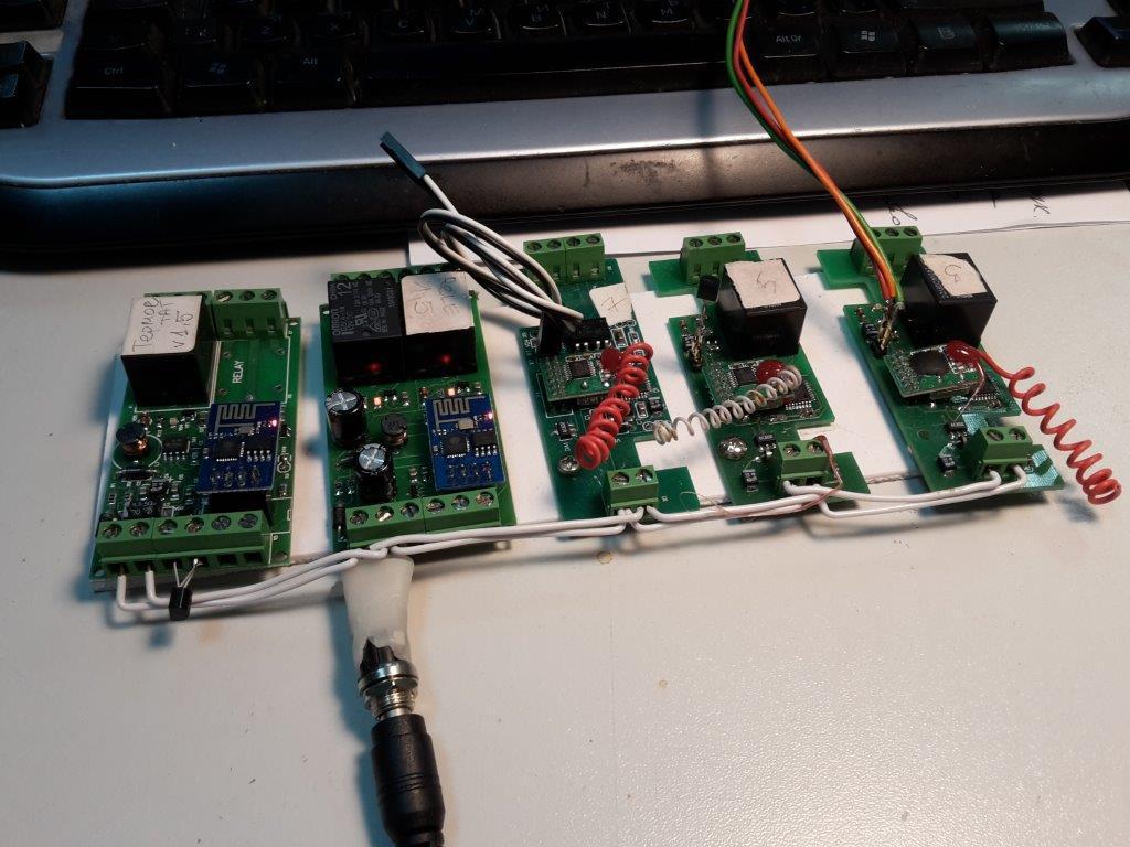 Работа WiFi-модулей «Мастер Кит» в системе управления домашней автоматизацией OpenHAB. Часть 1: Подключение и настройка - 3