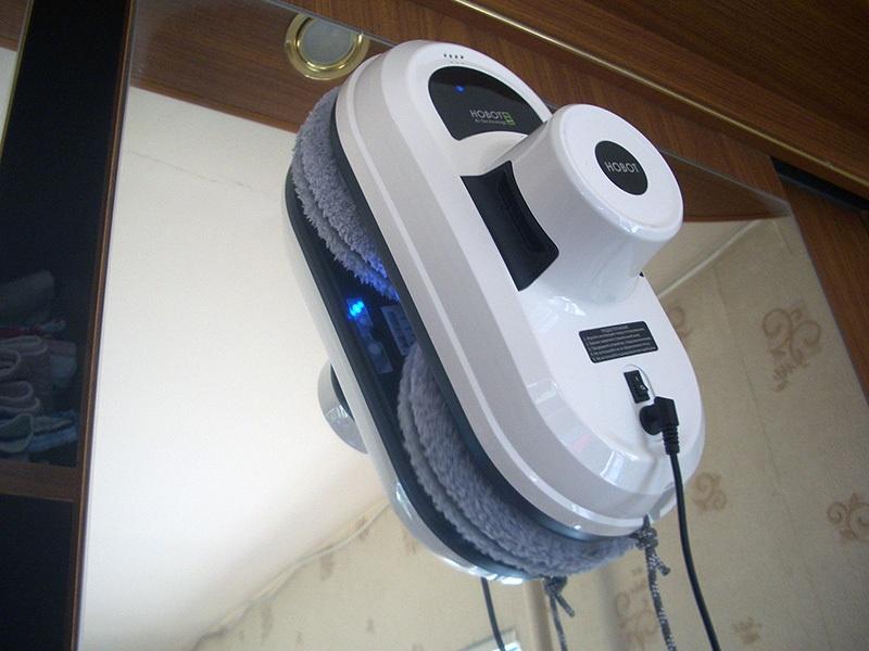 Робот Hobot-188 для автоматической мойки окон - 1