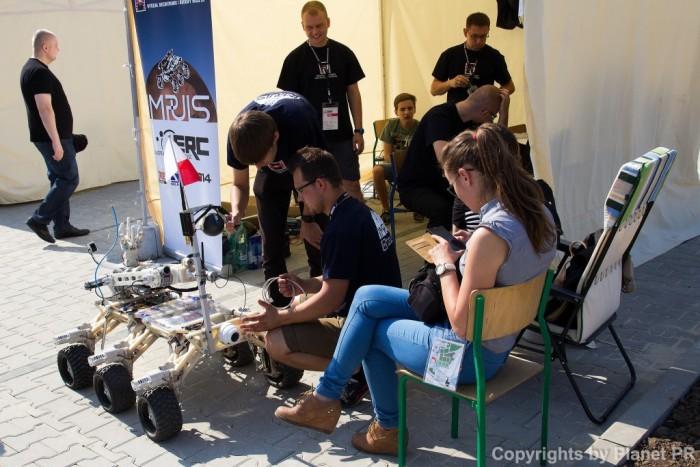 В Польше прошли соревнования любительских марсоходов - 3