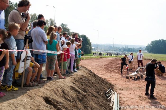 В Польше прошли соревнования любительских марсоходов - 5