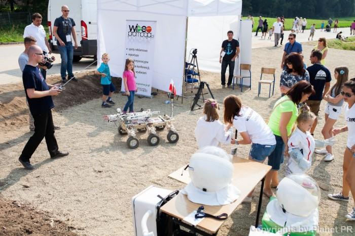 В Польше прошли соревнования любительских марсоходов - 6