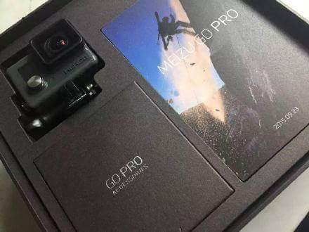 Meizu готовит свою «экшн-камеру»