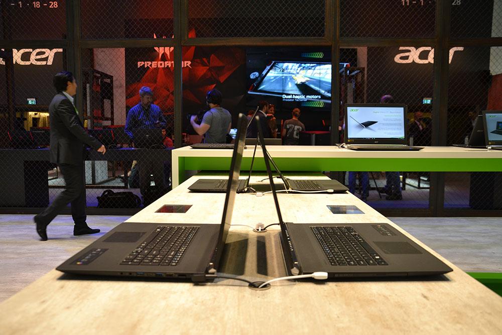 IFA 2015: Геймерская линейка Predator, компьютер-конструктор и другие новинки выставки от Acer - 16
