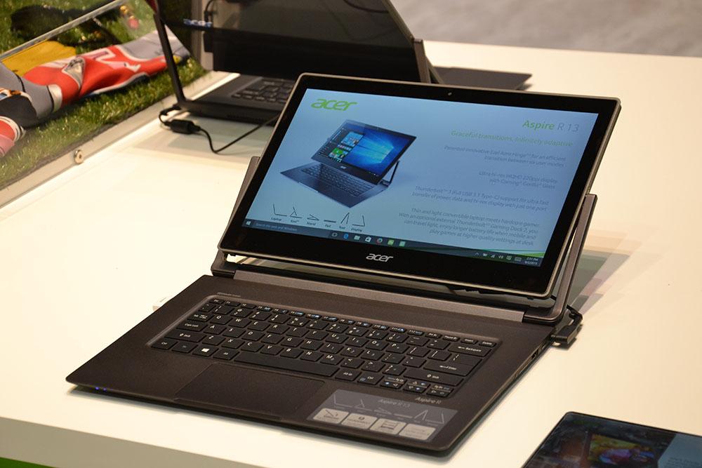 IFA 2015: Геймерская линейка Predator, компьютер-конструктор и другие новинки выставки от Acer - 18