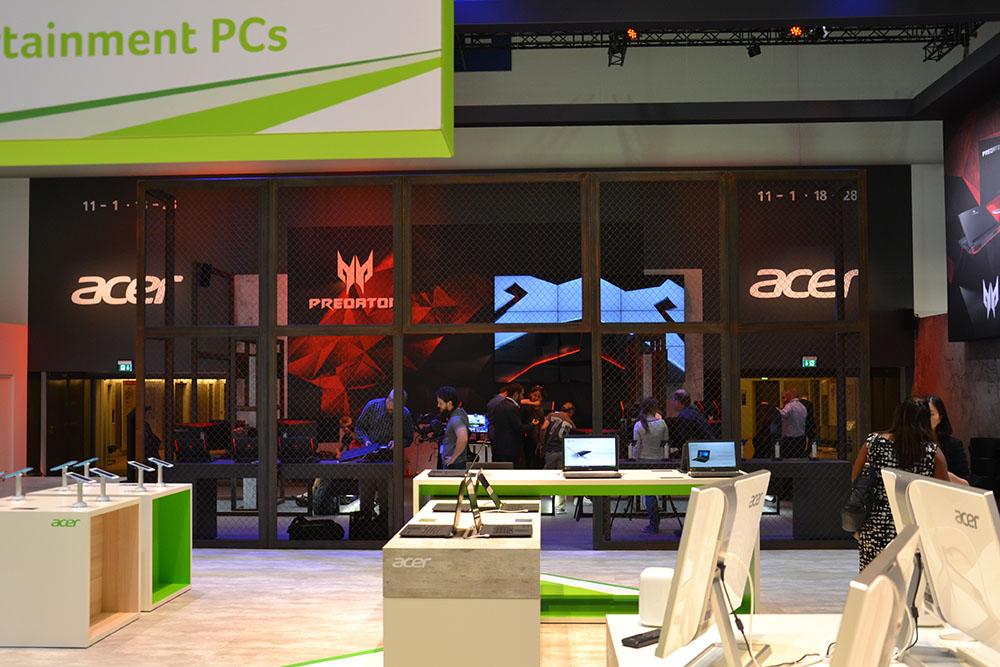 IFA 2015: Геймерская линейка Predator, компьютер-конструктор и другие новинки выставки от Acer - 24