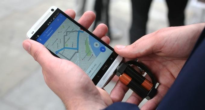 Nipper — самое маленькое зарядное устройство в мире - 2