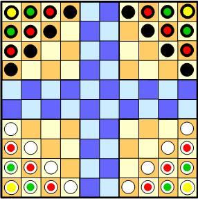«Фермерские шахматы» — собираем по кусочкам - 4