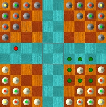 «Фермерские шахматы» — собираем по кусочкам - 6
