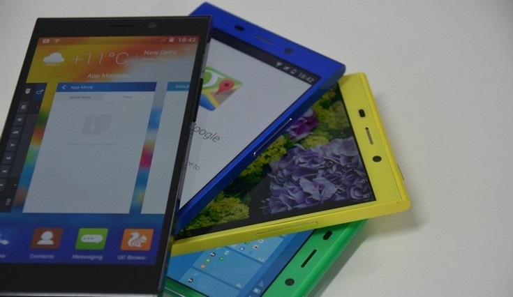 Foxconn и Dixon будут производить в Индии смартфоны Gionee