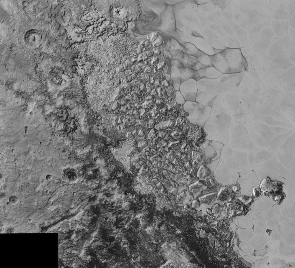 Новые фотографии Плутона: New Horizons продолжает передавать данные - 2