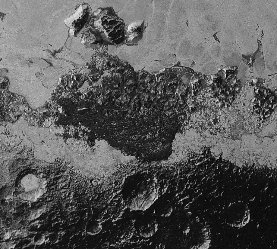 Новые фотографии Плутона: New Horizons продолжает передавать данные - 3