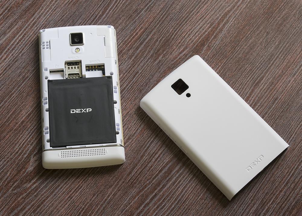 Обзор DEXP Ixion XL240 Triforce: самый маленький в мире 8-ядерный смартфон - 10
