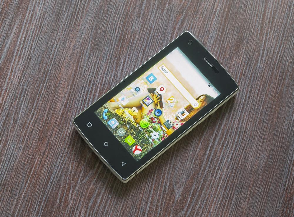 Обзор DEXP Ixion XL240 Triforce: самый маленький в мире 8-ядерный смартфон - 12