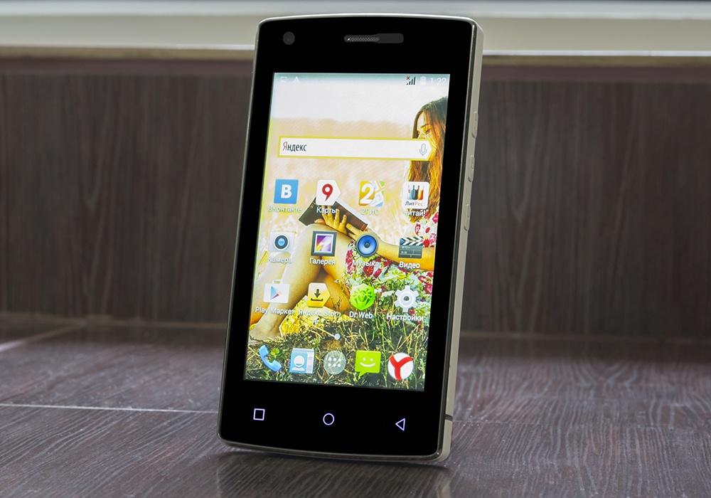 Обзор DEXP Ixion XL240 Triforce: самый маленький в мире 8-ядерный смартфон - 2