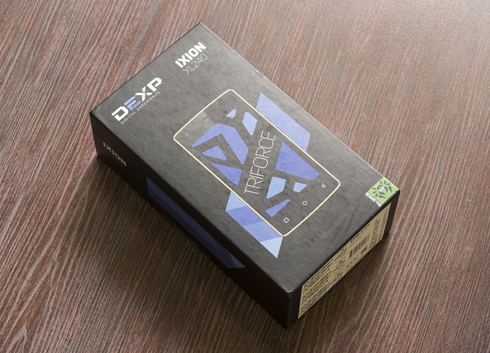 Обзор DEXP Ixion XL240 Triforce: самый маленький в мире 8-ядерный смартфон - 43