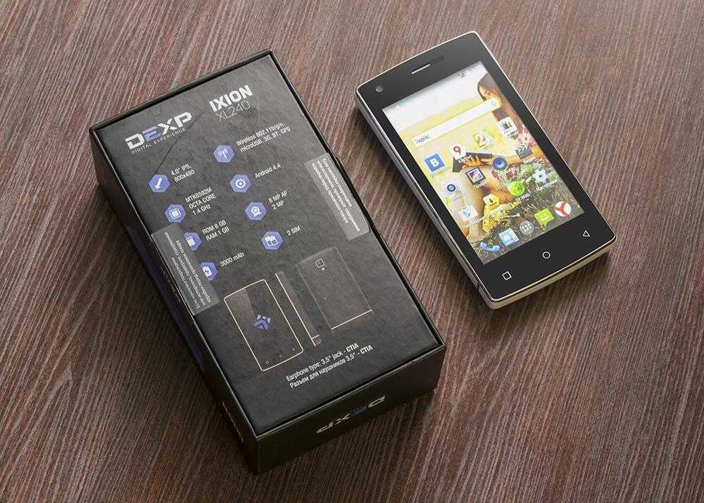 Обзор DEXP Ixion XL240 Triforce: самый маленький в мире 8-ядерный смартфон - 44