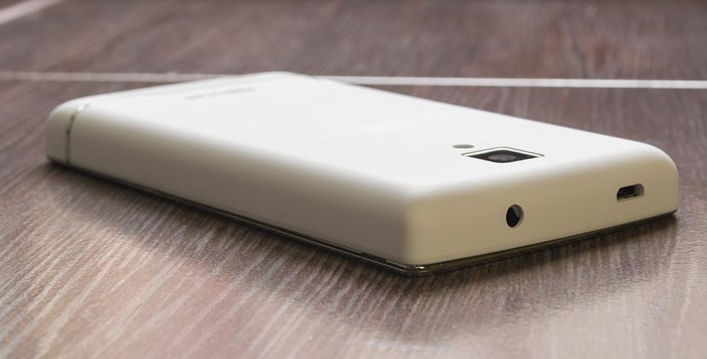 Обзор DEXP Ixion XL240 Triforce: самый маленький в мире 8-ядерный смартфон - 7