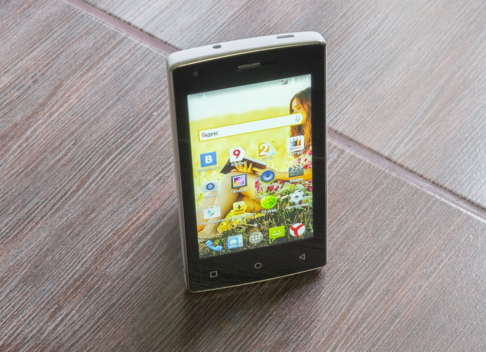 Обзор DEXP Ixion XL240 Triforce: самый маленький в мире 8-ядерный смартфон - 1