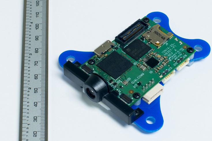 Основой Qualcomm Snapdragon Flight служит однокристальная система Qualcomm Snapdragon 801