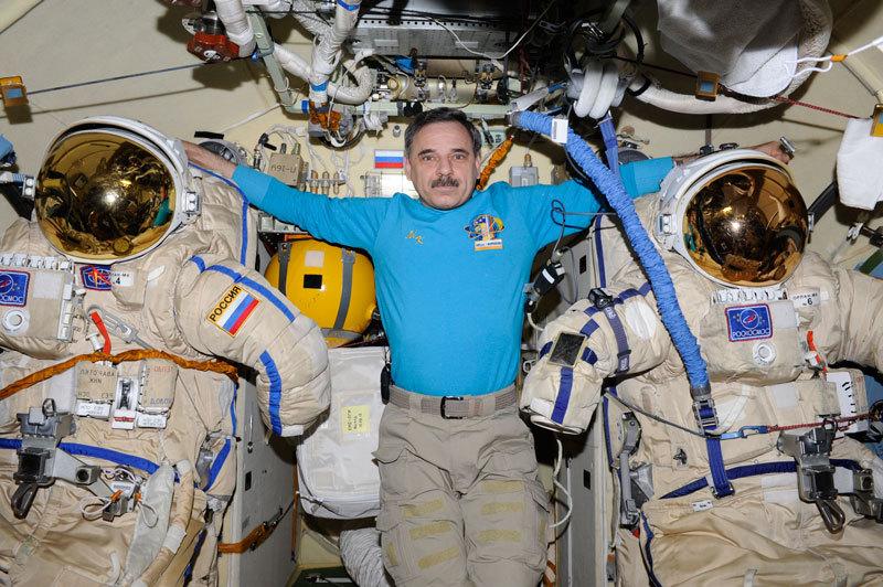Роскосмос опубликовал видеоэкскурсию по МКС - 1