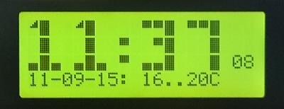 Самодельные электронные часы, элементная база — часть 2 - 15