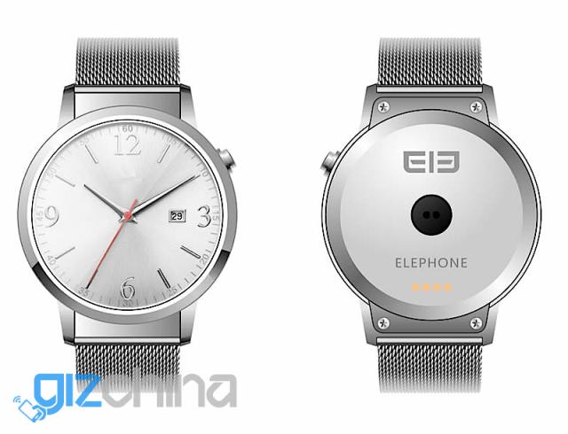 Elephone готовит часы Ele Watch
