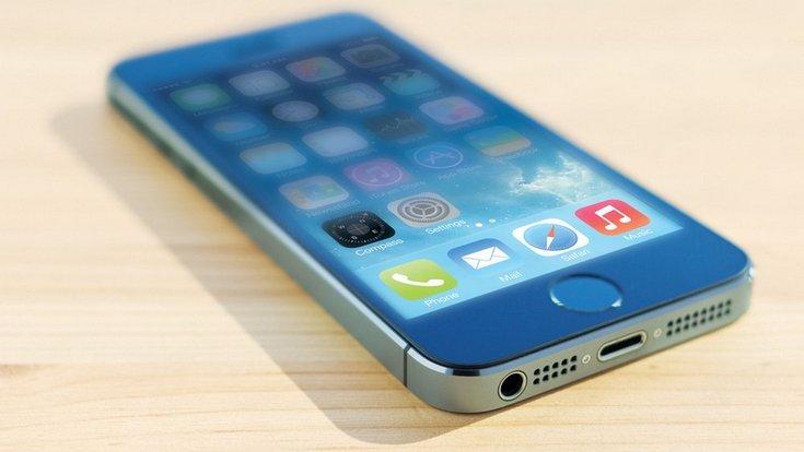 Apple может выпустить смартфон iPhone 5s с 8 ГБ флэш-памяти