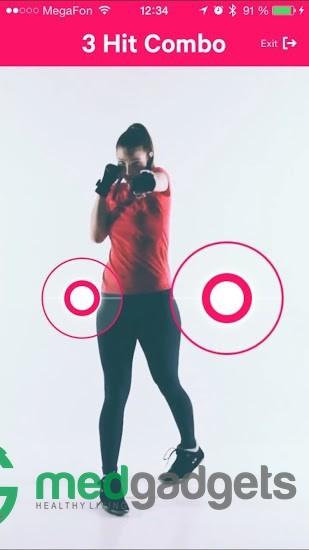 Moov Now ваш личный спортивный тренер: плавание, бег, бокс, вело-спорт - 11