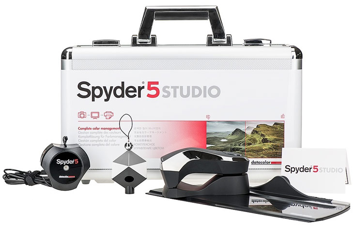 Цена Datacolor Spyder5Studio — 380 евро