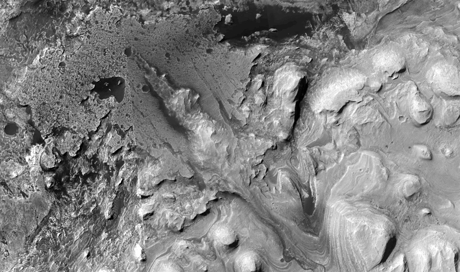 Широкая панорама горы Шарпа - 6
