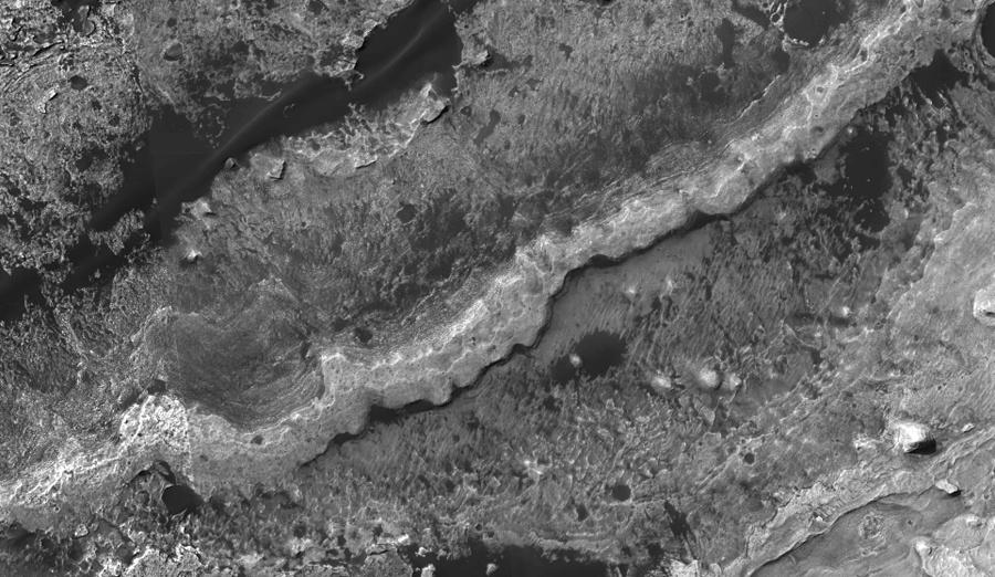 Широкая панорама горы Шарпа - 7