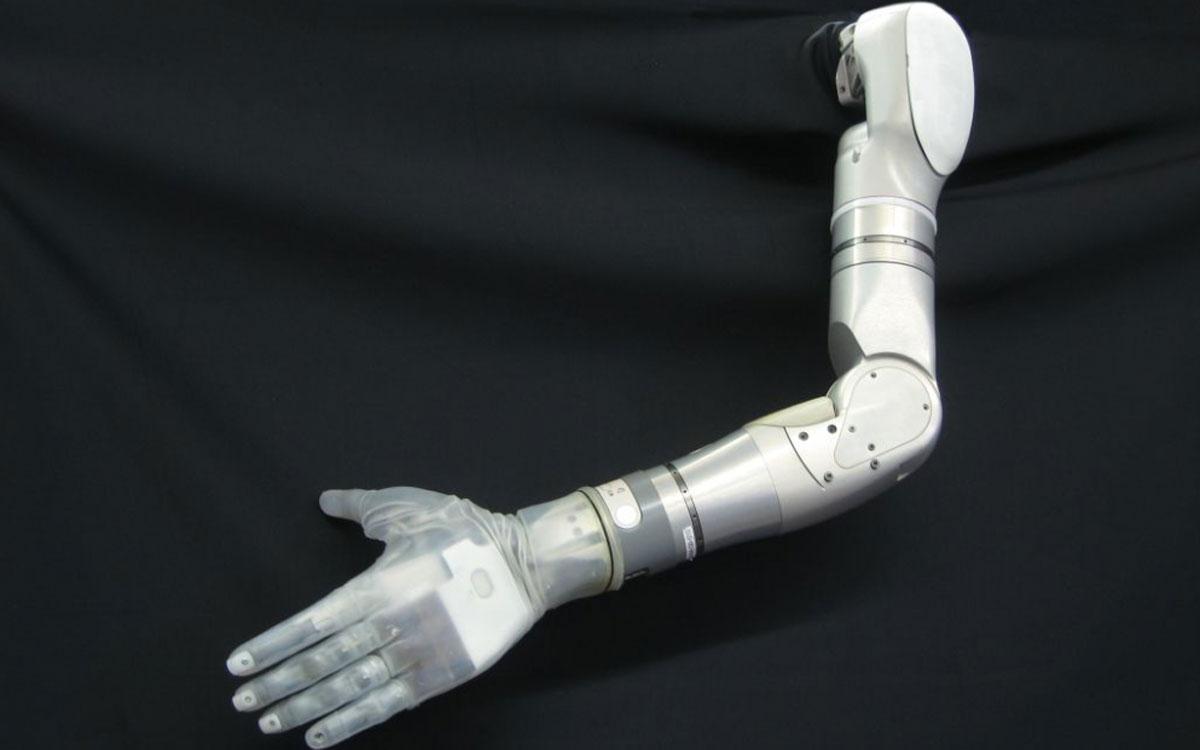 Нейротехнологии возвращают парализованным людям осязание - 1