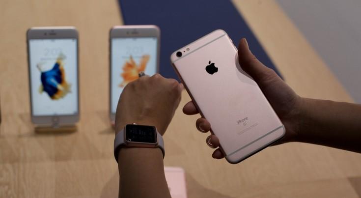 На долю JDI приходится ровно половина поставляемых для новых смартфонов Apple дисплеев