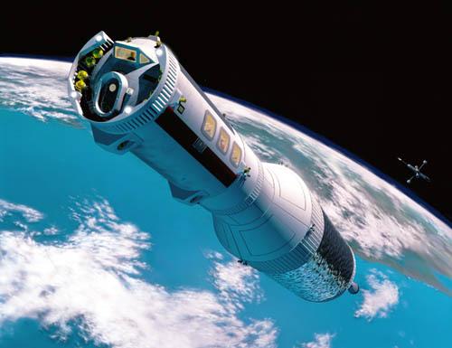 Проекты лунных баз: вчера и сегодня - 11