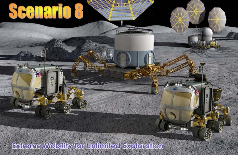 Проекты лунных баз: вчера и сегодня - 13