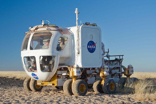 Проекты лунных баз: вчера и сегодня - 14