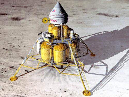 Проекты лунных баз: вчера и сегодня - 4