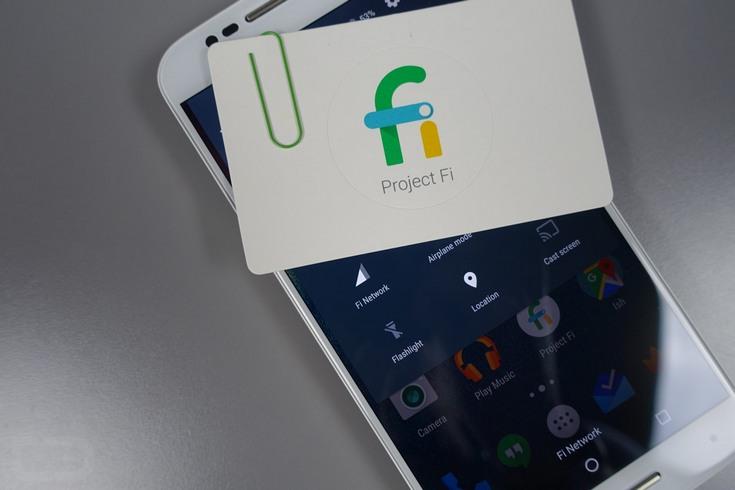 Смартфон Moto X Pure Edition поддерживает Google Project Fi, но лишь частично