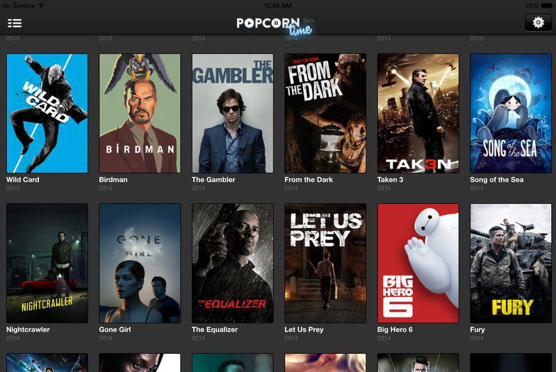 В проекте PopcornTime приняли участие уже 283 разработчика - 1