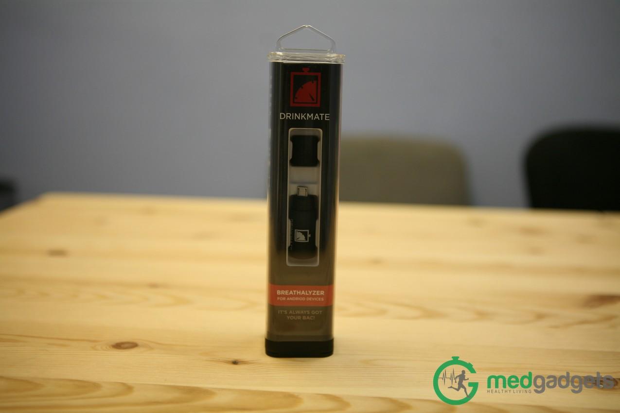 DrinkMate: миниатюрный алкотестер, позволяющий принимать правильные решения - 2