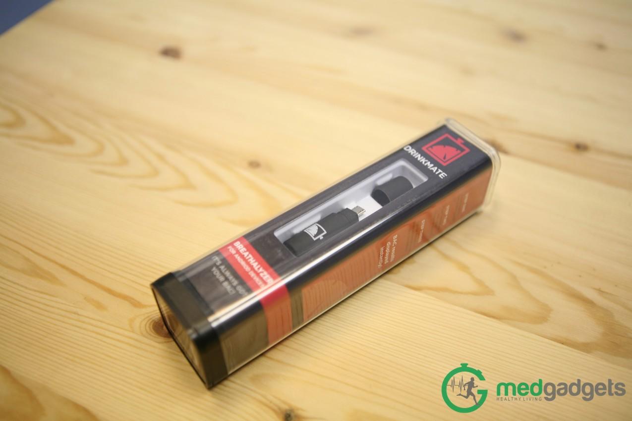 DrinkMate: миниатюрный алкотестер, позволяющий принимать правильные решения - 3