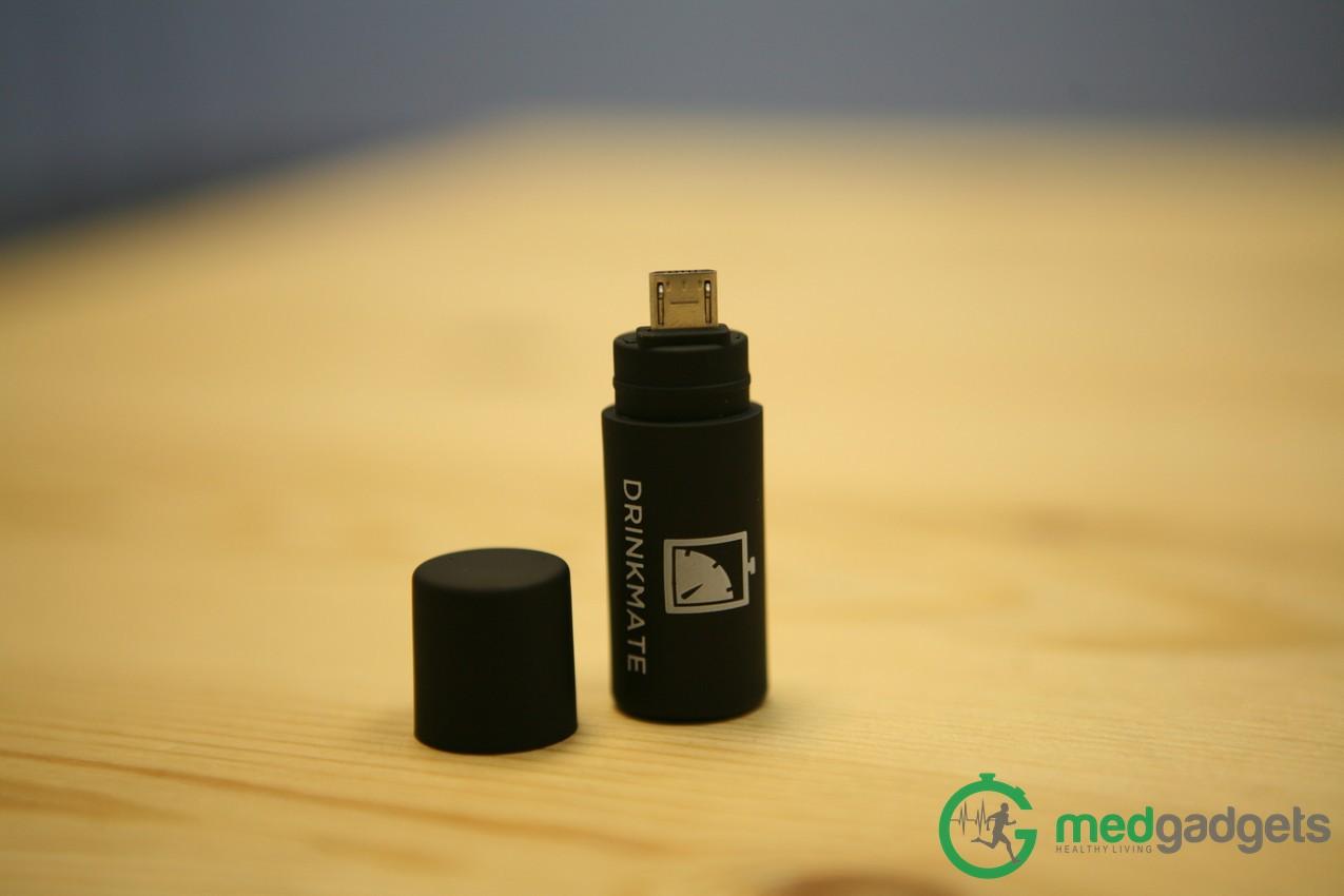 DrinkMate: миниатюрный алкотестер, позволяющий принимать правильные решения - 5