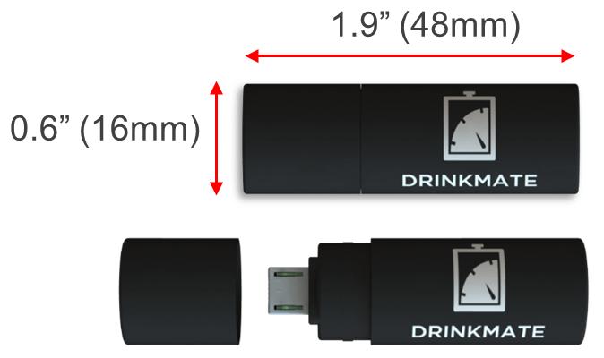DrinkMate: миниатюрный алкотестер, позволяющий принимать правильные решения - 7