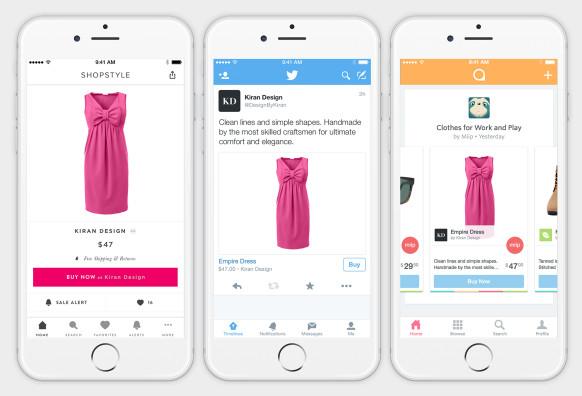 Twitter теперь можно использовать, как собственный интернет-магазин - 1