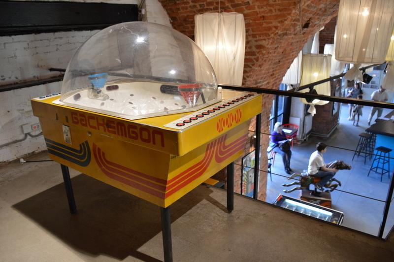 Альтернативная вселенная советских аркадных автоматов - 5