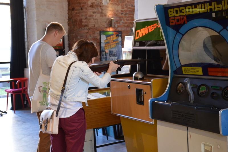 Альтернативная вселенная советских аркадных автоматов - 6