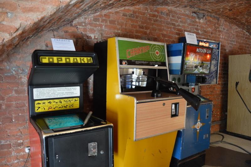 Альтернативная вселенная советских аркадных автоматов - 9