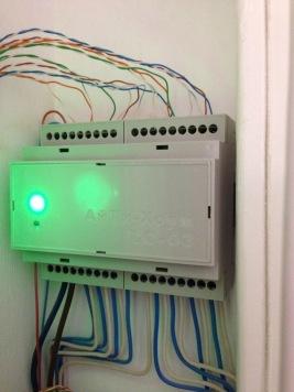 Контроллер для управления освещением LC-07 - 10