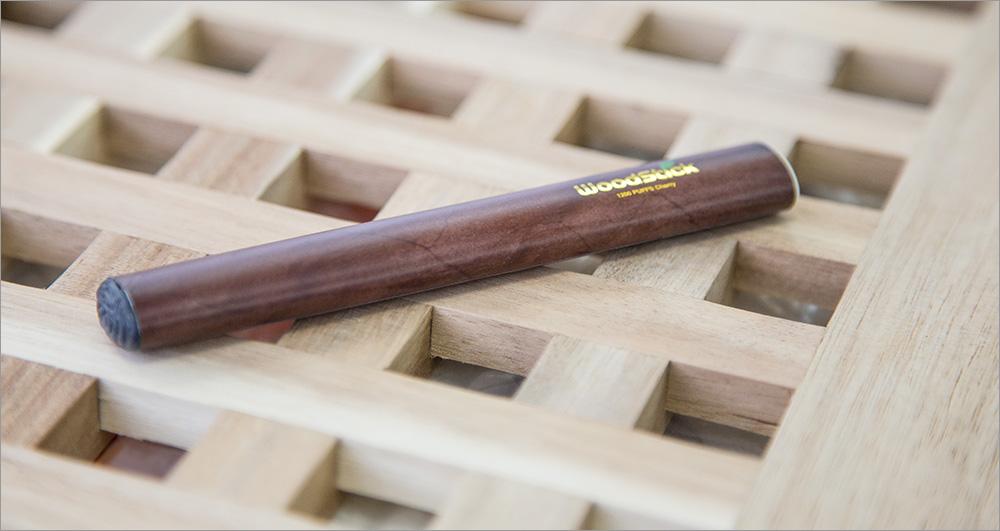 Пар из сигар. Электронная сигарета WoodStick как способ бросить курить - 11